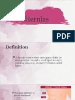 Hernias-ppt