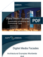 digital media facades