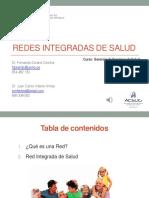 Clase grabada 9 Redes Integradas de Salud