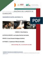 INTERSTELLAR CUESTIONARIO. FÍSICA PARA INGENIERÍA. LUIS G.RAM.HER.