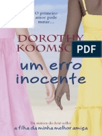 Dorothy Koomson - Um Erro Inocente(2)