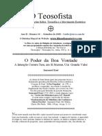 O Teosofista Setembro 2008