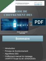 Le mode de chiffrement DES.pptx