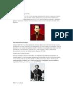HEROES Y PERSONAJES ILUSTRE DEL PERU