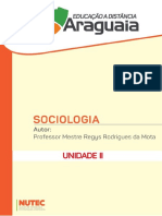 SOCIOLOGIA unidade 2