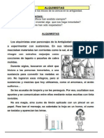 COMPRENSION LECTORA DE TERCERO