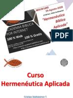 Academia Biblica -Clase 1-Intro-Ago-2020