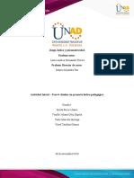 Unidad 3 - Fase 4 - Diseño de un proyecto lúdico pedagógico (colaborativo final)