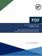 Guía_Aprendizaje Procesos de Manufactura Semana 2 2020-I MARIO (Autoguardado)