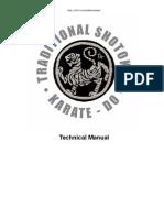 traditional shotokan karate-do