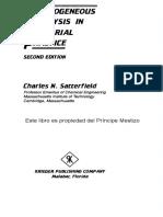 Heterogeneous Catalysis in Industrial Practice ESPAÑOL