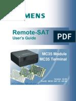 Siemens remote SAT