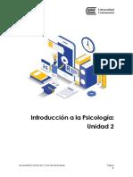 GUIA_U2_INTRODUCCIÓN A LA PSICOLOGÍA