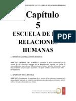 teoría humanística