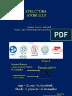 structura atomului cl7 2020