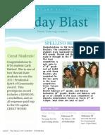Feb 11, 2011 Blast