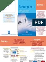 Boitier programmation EDF Tempo