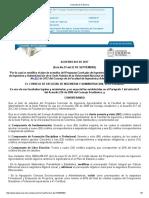 Plan de Estudios Ingeniería Agroindustrial-Acuerdo 041  de 2017.