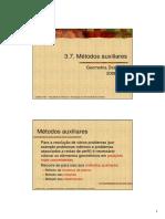 5_Métodos auxiliares