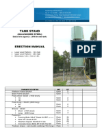 Erection Manual- Tank Stand (galv steel).pdf