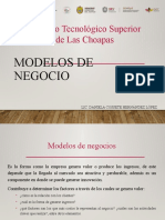 Modelos de Negocio Mercadotecnia Electrónica Material Resumen de la Unidad