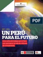 REALIDAD NACIONAL UN PERU PARA EL FUTURO