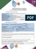 Guía de actividades y rúbrica de evaluación - Paso 1 - Relato autobiográfico