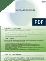 Case Study - Vinsun Infra Engg Ltd - ERP on Prem vs Cloud