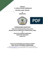 ProposalPengadaanBukuPerpustakaan2010
