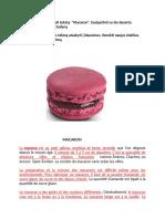 macaron igc 2020