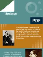 Nicolae Titulescu
