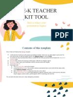 PRE-K TEACHER KIT TOOL by Slidesgo.pptx