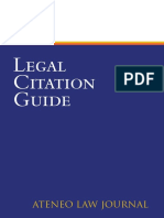 Ateneo Law Journal Legal Citation Guide (4th Edition).pdf