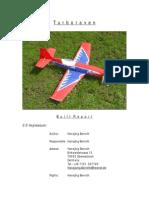 Tutorial constructie modele depron