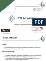 IFS Academy Presentation