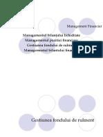 Curs_3_Managementul bilantului si a pozitiei financiare.ppt
