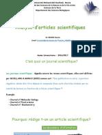 Analyse d_articles scientifiques_Remini_Hocine