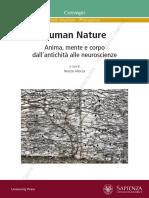 S.Gensini - 2018 Leopardi_Human Nature