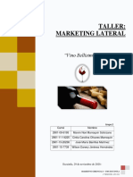 Taller Marketing Lateral - Grupo 2