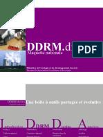 Diaporama maquette DDRM et DICRIM