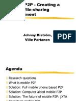 MobileP2P