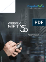 Nifty 50 Reports for the Week (14th - 18th February '11)