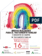 Prgrama V ENCUENTRO PROFESIONALES TRATAMIENTO FAMILIAR ANDALUCÍA