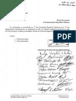 Proiectul de lege privind lustrația și curățarea autorităților statului de influența oligarhică