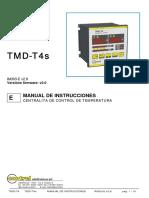 TMD-T4 TMD-T4s IM303-E v2.8