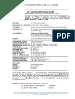 Acta de Recepcion de Obra Carhuapata..doc