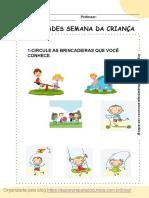 Atividades Semana da Criança para baixar.pdf