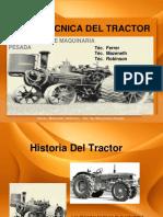 Ficha Técnica del tractor