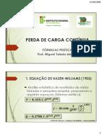 Perda de carga continua - formulas praticas.pdf