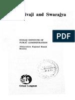 Shivaji-And Swarajya OCR